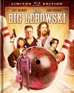 The Big Lebowski: Limited Edition Blu-ray Book cover art - click to buy from Amazon.com