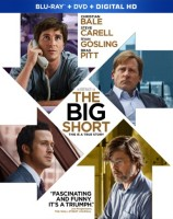 The Big Short: Blu-ray + DVD + Digital HD combo pack cover art - click to buy from Amazon.com