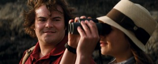 Divorced Brad (Jack Black) has his sights set on a lady birder named Ellie (Rashida Jones).