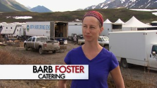"""The Big Migration"" collects thoughts on the globe-trotting production from everyone including caterer Barb Foster."