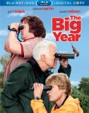 The Big Year: Blu-ray + DVD + Digital Copy combo pack cover art -- click to buy from Amazon.com