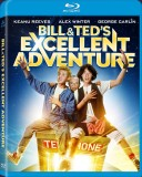 Bill & Ted's Excellent Adventure Blu-ray Disc cover art -- click to buy from Amazon.com