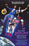 Bill & Ted's Excellent Adventure (1989) movie poster