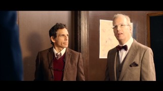 "A strict headmaster (Bob Odenkirk) disagrees with the unconventional methods of an inspiring English teacher (Ben Stiller) in a sketch clearly inspired by ""Dead Poets Society."""