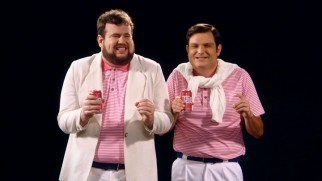 These two brothers (Mike Mitchell and Tim Kalpakis) are responsible for keeping the secret formula of Tab cola.