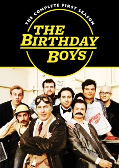 The Birthday Boys: The Complete First Season DVD cover art - click to buy from Amazon.com
