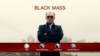 "The ""Black Mass"" DVD and Blu-ray menus do not crop the poster art image as closely as the cover art does."
