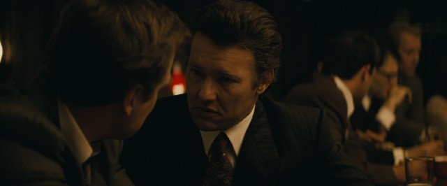 """Black Mass"" shows much interest in John Connolly (Joel Edgerton), an FBI agent who forms an unholy alliance with Whitey Bulger that eats away at his morals."