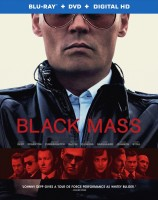 Black Mass: Blu-ray + DVD + Digital HD combo pack cover art - click to buy from Amazon.com