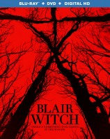 Blair Witch (2016): Blu-ray + DVD + Digital HD cover art - click to buy from Amazon.com