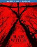 Blair Witch Blu-ray + DVD + Digital HD combo pack cover art
