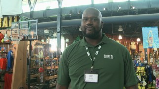 """Dick's Customer Service"" illustrates where there's Shaq, there's fun."