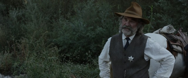 """Bone Tomahawk"" stars Kurt Russell as Sheriff Franklin Hunt, who leads a search pary into a Troglodyte country to rescue a pair of abductees."