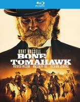 Bone Tomahawk Blu-ray cover art - click to buy from Amazon.com