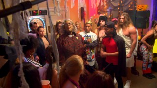 """Why We Love Madea"" shows Madea crashing the frat party in clear light."