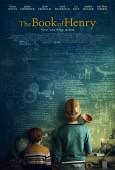 The Book of Henry (2017) movie poster