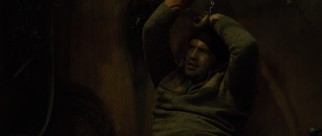 "Billy Zane spends most of ""Border Run"" silent and chained up."
