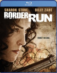 Border Run (2013) Blu-ray Disc cover art -- click to buy from Amazon.com