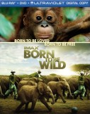 Born to Be Wild (2011): Blu-ray + DVD + UltraViolet Digital Copy combo pack cover art -- click to buy from Amazon.com