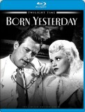 Born Yesterday: The Limited Edition Series Blu-ray cover art -- click to buy from Screen Archives