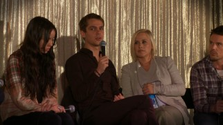 Lorelei Linklater, Ellar Coltrane, Patricia Arquette, and Ethan Hawke discuss their annual family get-togethers in this 2014 Silent Movie Theatre Q & A session.