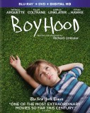 Boyhood: Blu-ray + DVD + Digital HD combo pack cover art - click to buy from Amazon.com