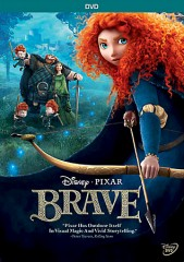 Brave DVD cover art