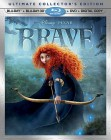 Brave: Blu-ray 3D + Blu-ray + DVD + Digital Copy cover art