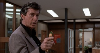 Principal Richard Vernon (Paul Gleason) warns the students about messing with the bull, but still allows them to run wild for much of the day.