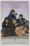 The Breakfast Club (1985) movie poster