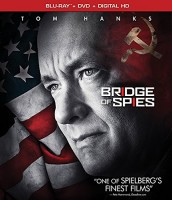 Bridge of Spies: Blu-ray + DVD + Digital HD combo pack cover art - click to buy from Amazon.com