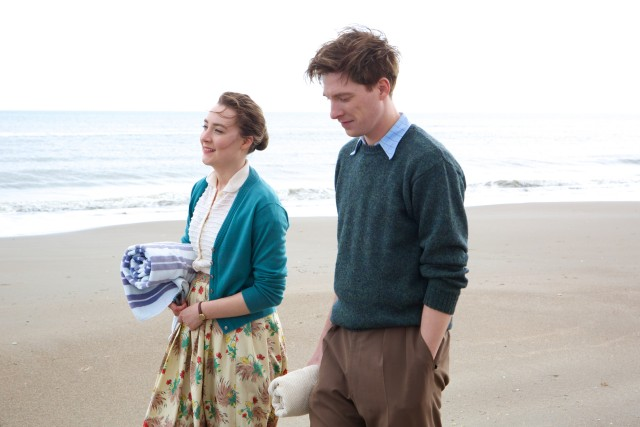 "Saoirse Ronan is likely to get her second Golden Globe nomination for her fine performance in the 1950s immigration drama ""Brooklyn"" (with Domhnall Gleeson)."