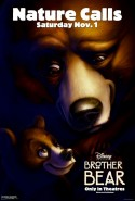 Brother Bear (2003) movie poster