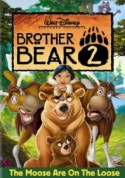 Brother Bear 2 (2006) original DVD cover art