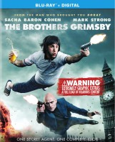 The Brothers Grimsby Blu-ray Disc cover art -- click to buy from Amazon.com