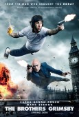 The Brothers Grimsby (2016) movie poster