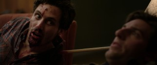 A bloodied Lance (Isaac Harrison) opens up to Craig.