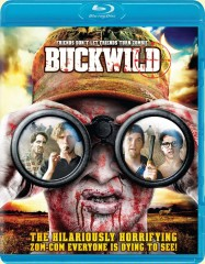 Buck Wild (2014) Blu-ray Disc cover art -- click to buy from Amazon.com