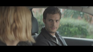 "Not in the film proper, ""Fifty Shades of Grey"" star Jamie Dornan shows up in a deleted scene as Helene's ex-husband."