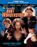 The Incredible Burt Wonderstone: Blu-ray + DVD + UltraViolet combo pack cover art -- click to buy from Amazon.com