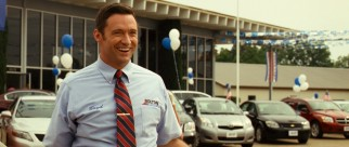 Hugh Jackman hones his American accent in the role of car salesman Boyd Bolton.