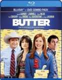 Butter: Blu-ray + DVD Combo Pack cover art -- click to buy from Amazon.com