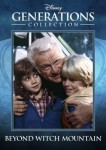 Beyond Witch Mountain: Disney Generations Collection DVD-R cover art -- click to preorder from Amazon.com
