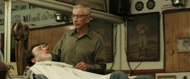 "In ""The Barber"", Eugene Van Wingerdt (Scott Glenn) becomes a mentor to John (Chris Coy), a young man who thinks Eugene has a dark, secret past."