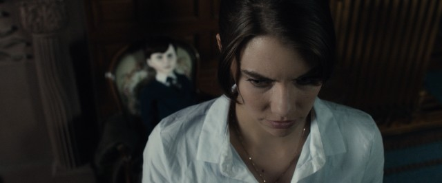 "In ""The Boy"", Greta Evans (Lauren Cohan) is tasked with being nanny to a porcelain doll."