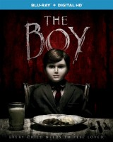 The Boy: Blu-ray + Digital HD cover art - click to buy from Amazon.com