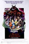 The Black Cauldron movie poster