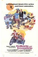 Bedknobs and Broomsticks movie poster - click to buy from MovieGoods.com