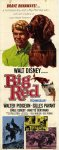 """Big Red"" (1962) movie poster"
