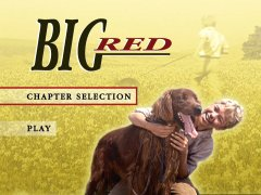 Big Red's complex DVD Main Menu